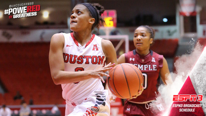 Cougars Add Pair of ESPN3 Games to Broadcast Schedule - University