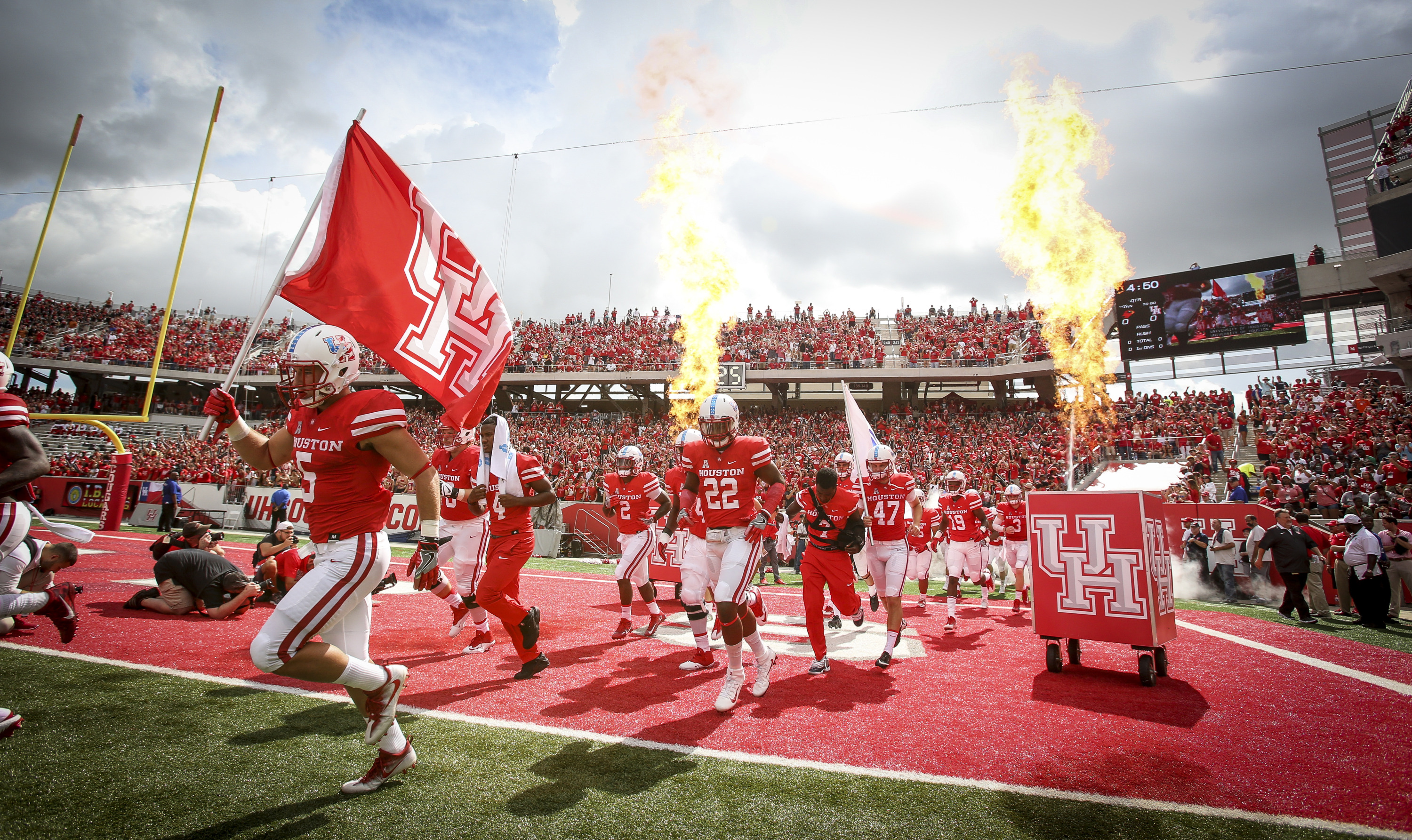 The University Of Houston >> Houston Football Roster Update University Of Houston Athletics