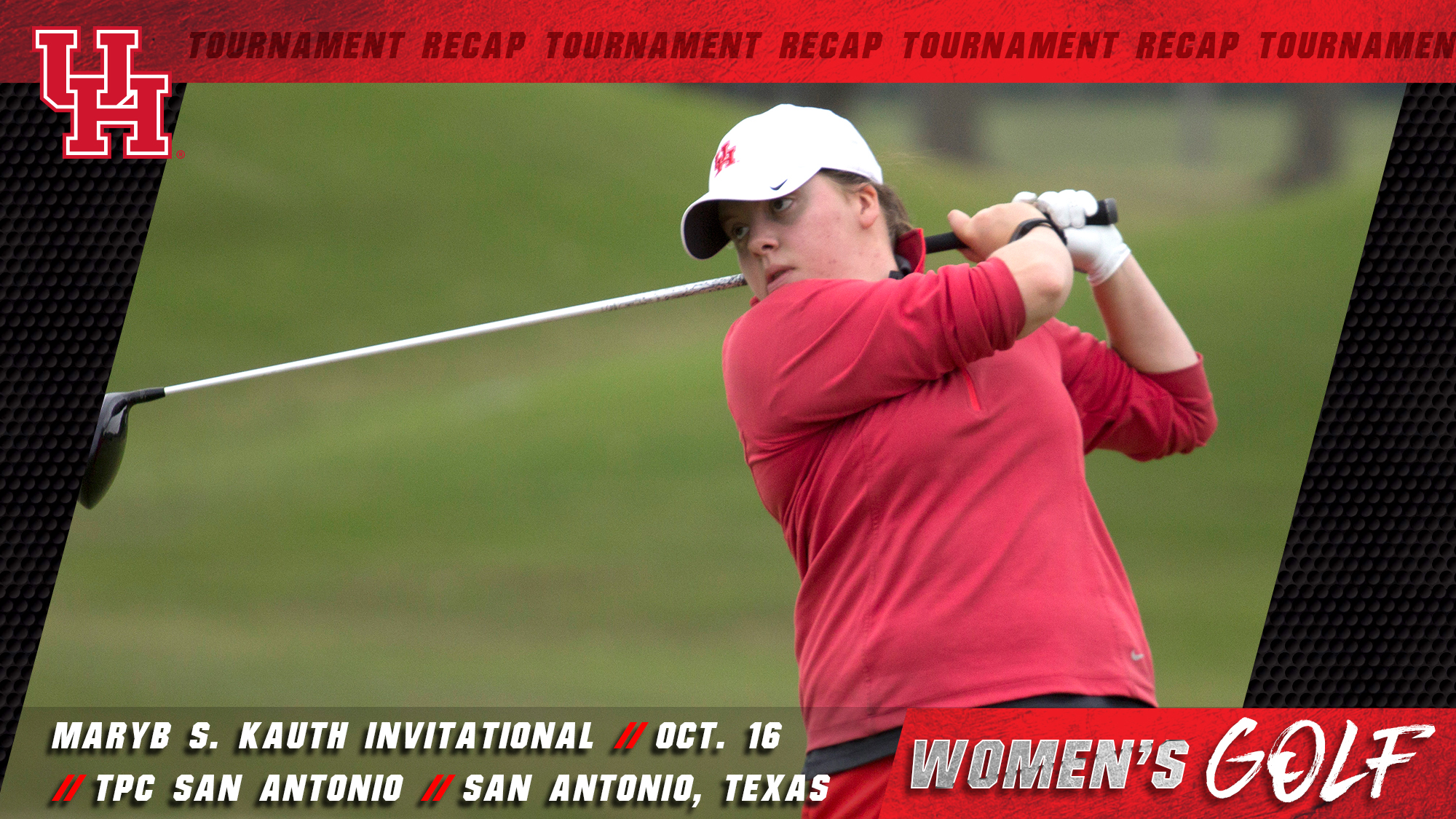 Houston Finishes Fourth at Maryb S  Kauth Invitational