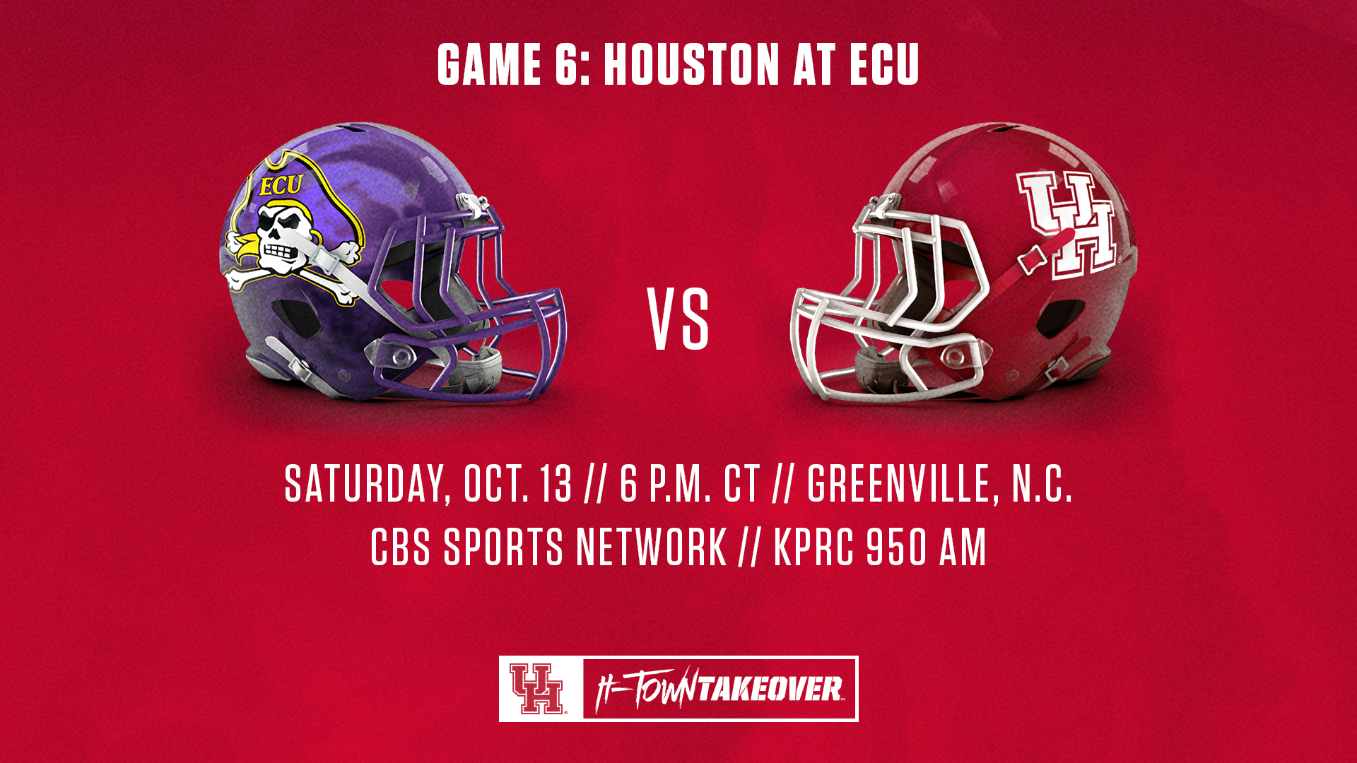 Game Notes: Houston at ECU - University of Houston Athletics