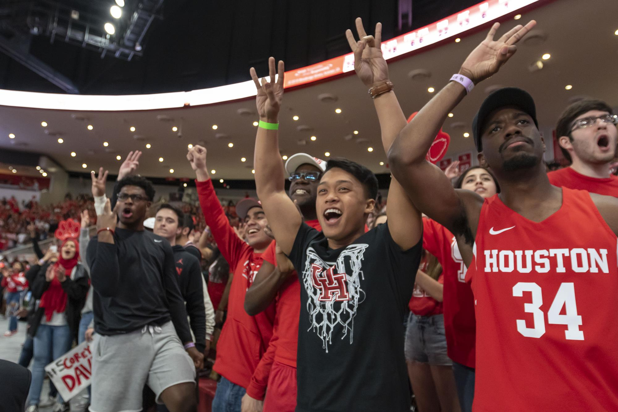 uh basketball student tickets